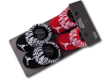 BA604 ベビー ジョーダン ソックスシューズ 2点セット Jordan Infant Set Socks 赤ちゃん 靴下 赤黒白