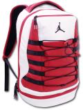 JB080 Air Jordan Retro X AJ10 Backpack エアジョーダン リュックサック バックパック 白赤黒