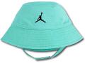 BA607 ベビー ジョーダン バケットハット Jordan Bucket Hat Infant 赤ちゃん 帽子 エメラルドグリーン黒 【メール便対応】