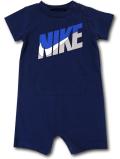 BY168 ベビー ナイキ ロンパース Nike Infant Romper ベビー服 赤ちゃん 紺青灰 【メール便対応】