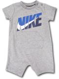 BY167 ベビー ナイキ ロンパース Nike Infant Romper ベビー服 赤ちゃん 灰青紺 【メール便対応】