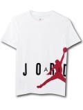 LL506 ジュニア ジョーダン Tシャツ Jordan Youth T-Shirt キッズ ユース トップス 白黒赤 【メール便対応】