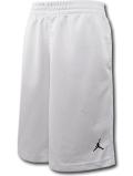SK430 ジュニア ジョーダン バスケットボール メッシュショーツ Jordan Youth Basketball Shorts キッズ バスパン ピュアプラチナ黒 【メール便対応】