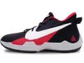"KS766 キッズ/ジュニア Nike Freak 2 (PS) ""Bred"" ナイキ ヤニス・アデトクンボ バスケットシューズ バッシュ 黒白"