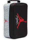 DB152 ジョーダン シューズケース Jordan The Shoe Box シューズバッグ 黒赤灰