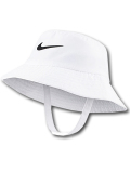 BA608 ベビー ナイキ UVカット バケットハット Nike Bucket Hat Infant UPF40+ 赤ちゃん 帽子 白黒 【メール便対応】