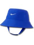 BA610 ベビー ナイキ UVカット バケットハット Nike Bucket Hat Infant UPF40+ 赤ちゃん 帽子 青白 【メール便対応】