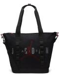 DB153 ジョーダン ショルダーバッグ Jordan Tote Bag スポーツ トートバッグ 黒赤白