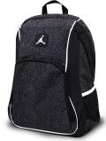 JB128 ジョーダン リュックサック Jordan Elephant Print Backpack バックパック 黒灰白