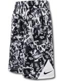 SK422 ジュニア ナイキ バスケットボール ショーツ Nike Youth Shorts キッズ バスパン 黒白【ドライフィット】 【メール便対応】