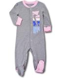 BY182 ベビー ナイキ カバーオール Nike Infant Coverall ベビー服 赤ちゃん 灰ピンク 【メール便対応】