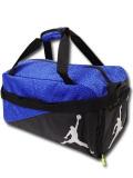 DB095 Jordan Elephant Duffel Bag ジョーダン ダッフルバッグ 黒青メタリックシルバー