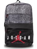 JB134 ジョーダン リュックサック Jordan Elephant Pivot Backpack バックパック 黒ダークグレー