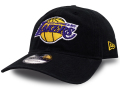 CN201 ニューエラ NBA ロサンゼルス・レイカーズ ストラップバックキャップ New Era Los Angeles Lakers Strapback Cap 帽子 黒黄色