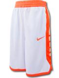 SK431 ジュニア ナイキ バスケットボールショーツ Nike Youth Shorts キッズ バスパン アイスブルーネオンオレンジ【ドライフィット】 【メール便対応】
