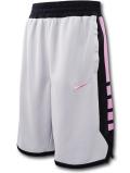 SK433 ジュニア ナイキ バスケットボールショーツ Nike Youth Shorts キッズ バスパン 灰黒ピンク【ドライフィット】 【メール便対応】