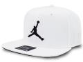 JC020 ジョーダン スナップバックキャップ Jordan Pro Jumpman Snapback Cap 帽子 白黒