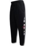 PJ883 メンズ ジョーダン スウェットパンツ Jordan Legacy AJ6 Graphic Fleece Pants 黒白赤