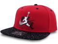 JC022 ジョーダン スナップバック キャップ Jordan Jumpman Pro Classics Snapback Cap 帽子 赤黒白