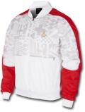 HJ918 Air Jordan FIBA Jacket ジョーダン ジャケット 白赤メタリックゴールド