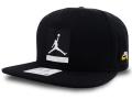 JC024 ジョーダン スナップバックキャップ Jordan Pro Snapback Cap 帽子 黒白黄色