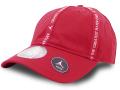 KC704 ジュニア ジョーダン ストラップバックキャップ Jordan Youth Strapback Cap キッズ ユース 帽子 赤白