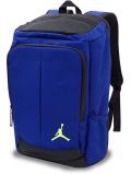 JB138 ジョーダン リュックサック Jordan Elephant Backpack バックパック ダークブルー黒黄緑