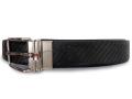 HO759 メンズ トミー ヒルフィガー リバーシブルベルト Tommy Hilfiger Reversible Belt 黒ダークブラウン
