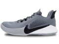 TR021 【海外取り寄せ】 キッズ/ジュニア Nike Mamba Fury TB ナイキ コービー・ブライアント Kobe Bryant バスケットシューズ バッシュ クールグレー黒白【箱なし】