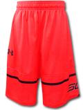 SK448 ジュニア アンダーアーマー ステフィン・カリー バスケットボールショーツ Under Armour Youth Curry SC30 Shorts キッズ ユース バスパン インフラレッド黒 【メール便対応】