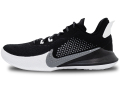 KS780 キッズ/ジュニア Nike Mamba Fury ナイキ コービー・ブライアント Kobe Bryant バスケットシューズ バッシュ 黒白スモークグレー【箱なし】