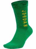 SS171 Jordan Legacy Crew Socks ジョーダン レガシー ドライフィット クルーソックス 緑【メール便対応】