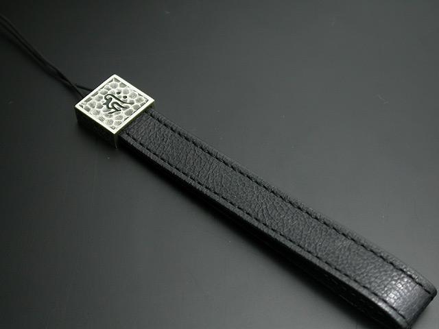 守護梵字携帯ストラップ・龍鱗
