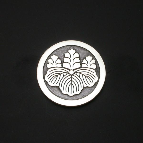 家紋入りゴルフマーカー・松コース