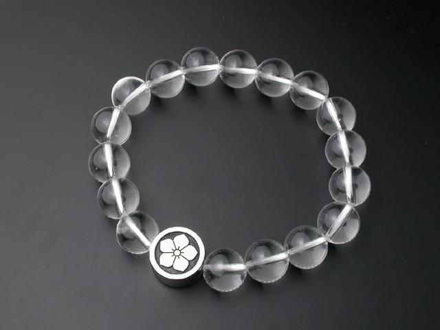 家紋・数珠ブレス