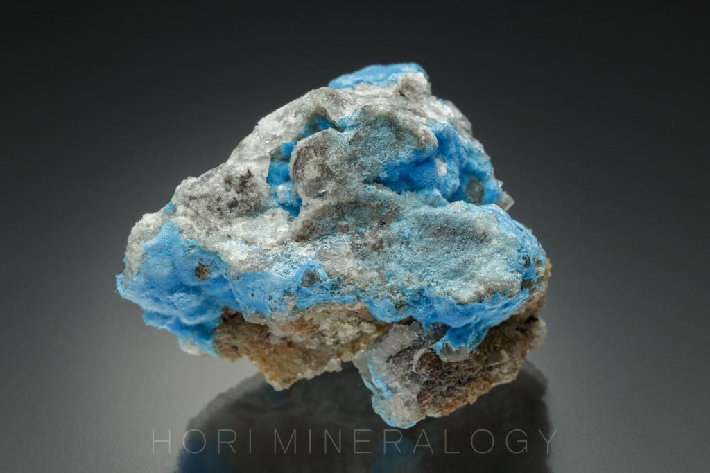 炭酸青針銅鉱