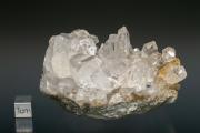 水晶「日本式双晶」