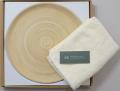 Bamboo Dish & Tray とフェイスタオル(レモンホワイト)