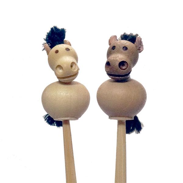 ハンドメイド 道志村製 木製馬耳かき