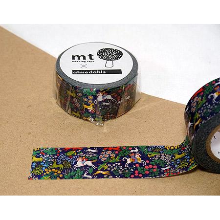 マスキングテープ「ハンティング」