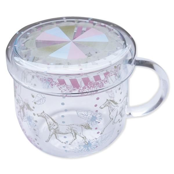 メリーゴーランド セレック耐熱マグカップ