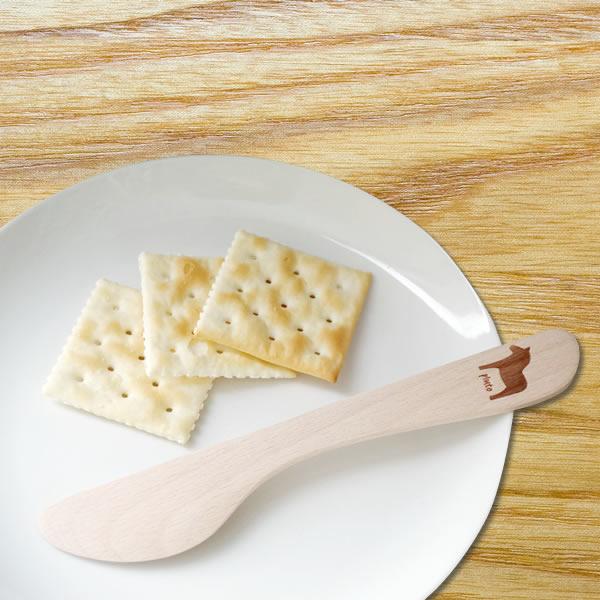 <プルートプロダクト>木製ナイフ ダーラナホース