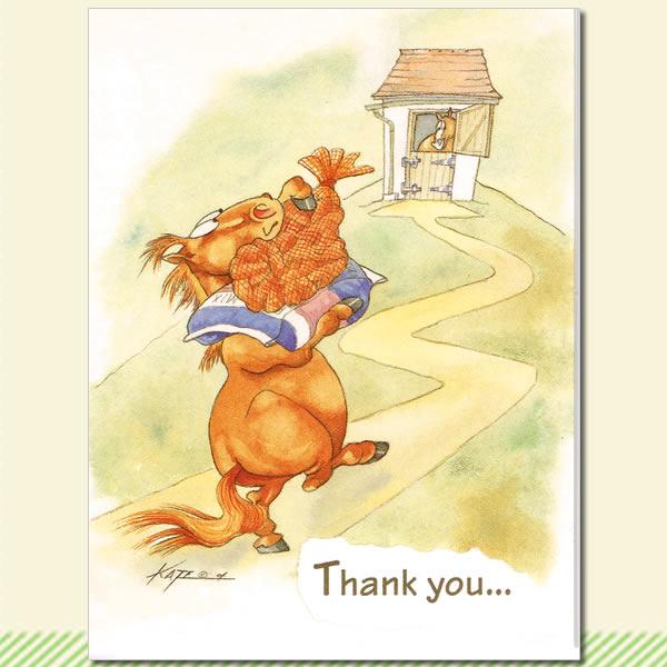 ありがとう ミニメッセージカード
