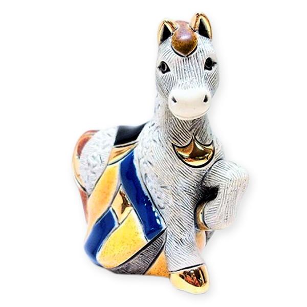リンコナダ「グレーホースの仔馬」