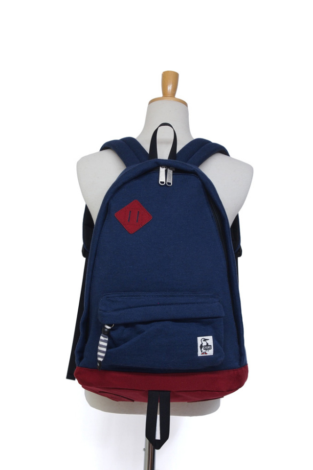 CHUMS(チャムス)Classic Day Pack SWT NYLN クラシカル デイ パック スウェット ナイロン CH60-0681