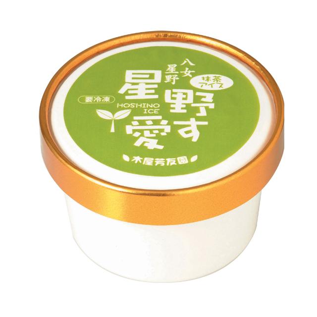 星野愛す(抹茶アイス・10個)