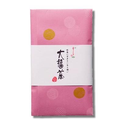 冬季限定商品  大福茶 (100g)