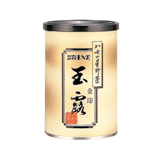 品評会玉露(特)伝統本玉露(1缶・100g)