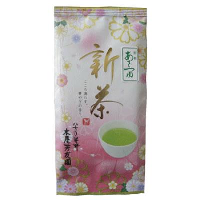 新茶 あさつゆ(1袋・100g)