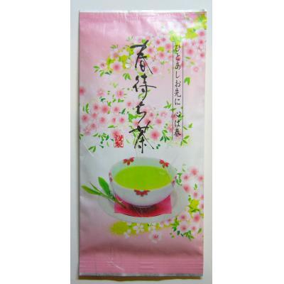 季節限定   春待ち茶 (1袋 80g)